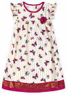 Girls Baby Butterfly Print Dress New Kids Summer Sequin Dresses Age 6-24 Months