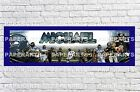 Personalized NFL Seattle Seahawks 2 Name Poster with Border Mat Art Wall Banner $16.5 USD on eBay