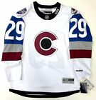 NATHAN MACKINNON COLORADO AVALANCHE 2016 STADIUM SERIES REEBOK PREMIER JERSEY