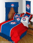 Texas Rangers Comforter & Sheet Set Twin to King Size