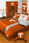 Tennessee Volunteers Comforter Sham & Sheet Set Twin Full...