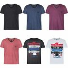 DIESEL MEN'S T-SHIRTS ORTHOS AND RAIN 5 COLOURS SIZES S-XL CREW AND V NECK SHIRT