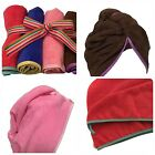 Large Microfiber Hair Towel wrap Turban-For Long Thick Curly Fragile  Hair 1 PC