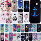 Ultra Slim Hard PC Pattern Back Protective Case Cover For Samsung Galaxy Phone