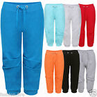 Ladies Womens Cycling Running Gym Yoga Sports Training Capri 3/4 Trouser UK 6-24