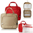 Beyond A Bag Toiletry Notebook BB227 Travel Jewelry Organizer Small Hanging Case