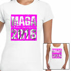 grabmybits - Ladies Magaluf 2016 Holiday T Shirt and Vest