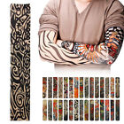 New Outdoor Fishing Cycling Sports Tattoo UV Protection Rock Arm Sleeve