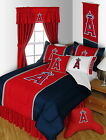 Los Angeles Angels Comforter Sham & Bedskirt Twin Full Queen King Size