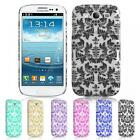 Baroque Vintage Pattern Collection Slim Hard Back Case Cover Samsung S3 / S3 Neo