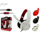 OVLENG Original USB Computer PC Stereo Music Gaming Headset Headphones With Mic
