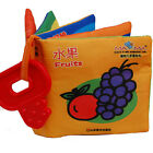1Pcs Intelligence development Cloth Cognize Book Educational Toy for Kid Baby