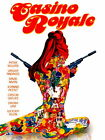 Casino Royale 1967 Original Movie Gigantic Print POSTER $28.75 CAD on eBay