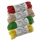 FOLIA Natural Colors Raffia for Crafts Gift Decoration 50g