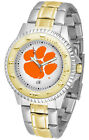 Clemson Tigers Watch 2-Tone Competitor Ladies or Mens