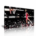 Michael Jordan Basketball Sports Wall Art Canvas Choose Your Size