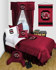 South Carolina Gamecocks Comforter & Pillowcase Twin Full Queen Size LR