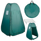 Portable Pop UP Fishing & Bathing Toilet Changing Tent Camping Room Green