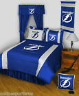 Tampa Bay Lightning Comforter Sham & Pillowcase Twin Full Queen King Size