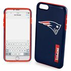 Official NFL Dual Layer Drop Proof TPU Cover Case for Apple iPhone