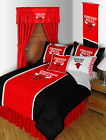 Chicago Bulls Comforter & Sham Twin Full Queen King Size