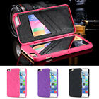 For Apple iPhone 6 / 6 Plus Hard Cover Case Skin Built in Cosmetic Mirror RE