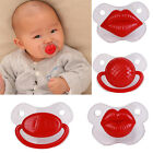 Silicone Orthodontic Soother Pacifiers Dummy Nipple for Toddler Baby Boys Girls