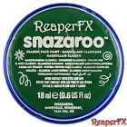 Snazaroo Face & Body Paint, 18ml, Classic Colours, Fancy Dress