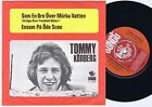 TOMMY KÖRBERG Swedish Pop 45PS 1970 Cover P Simon Brigde Over Troubled Water