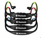 Bluetooth Wireless Stereo Sport Headphone + Mic for IPhone all Android Phones