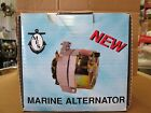 YANMAR DIESEL MARINE ALTERNATOR by MES #430M for 1GM 2GM 3GM 3HM ENGINES