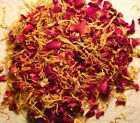 50 Grams of Dried Flowers - Many Varieties & Mixes