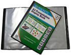 A3 & A4 Display Book 40/20 Pockets (80/40 Views) Hard Cover Presentation Folder