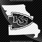 Kansas City Chiefs KC Missouri MO State Pride Decal Sticker - TONS OF OPTIONS $7.99 USD on eBay