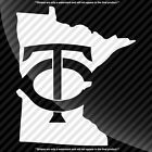 Minnesota Twins MN State Pride Decal Sticker - TONS OF OPTIONS on Ebay