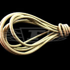 3mm x 10 METRES ELASTIC BUNGEE ROPE SHOCK CORD TIE DOWN BEIGE, ROOF RACKS METERS
