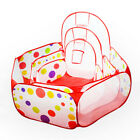 Внешний вид - Toddler Indoor Safety Play Tent Baby Kid Portable Folding Playpen Game House New