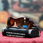 NEW MENS HERO AVIATOR SUNGLASSES SPORT BIKER DRIVING STYLISH 4 COLORS SHADES