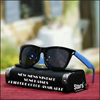 NEW COLOR TWO TONE RETRO BLACK 80'S VINTAGE SUNGLASSES OPTICAL QUALITY FASHION