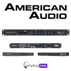 American Audio Media Operator BT USB SD MP3 Bluetooth Rackmount Media Player