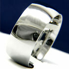New  Unisex Stainless Steel Engagement Wedding Anniversary Band Ring