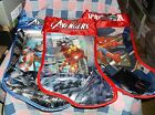 NWT Avengers Captain America Iron Man Spiderman Christmas Stocking Drop Box Chos