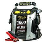 Battery Jump Starter Air Compressor Peak Portable Car Charger Booster Stanley cheap