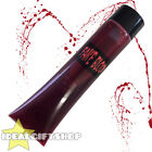 FAKE BLOOD FANCY DRESS SPECIAL FX MAKE-UP REALISTIC SAFE FOR SKIN GORY HALLOWEEN