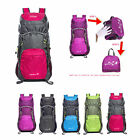 Ultralight 35L Women Men Backpack Hiking Camping Travel Bag Waterproof Rucksack