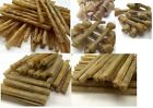 QUALITY NATURAL RAWHIDE DOG CHEW TREAT FOOD~~KNOT BONE,TWISTS,CIGAR VARIOUS SIZE