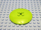 LEGO 44375 45729 Radar Dish Round Plate 6x6 Choose Your Color