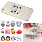 Cartoon Finger Ring Holder Stand Mount Universal For iPhone 6 Samsung Cell Phone