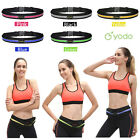 Yodo Runner Belts Sport Running Waist Pack Cycling Fanny Bag Jogging Pouch NEW