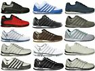 MENS NEW K.SWISS RINZLER LACE UP TRAINERS FOOTWEAR IN BLACK-WHITE-RED-NAVY 6-12